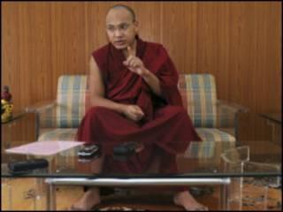 藏傳佛教領袖17世噶瑪巴