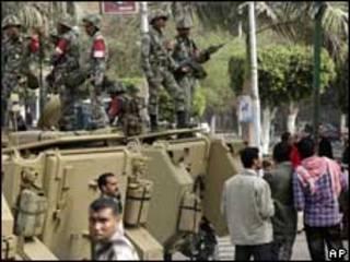 Tentara di Kairo