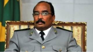 Rais wa Mauritania