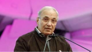 رئيس الوزراء المصري احمد شفيق