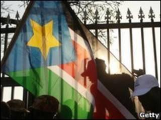 蘇丹南部公投結果初步出台