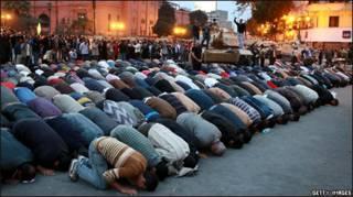 Biểu tình tại Cairo