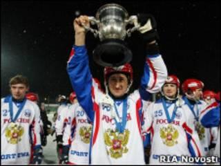 Российская сборная по бэнди