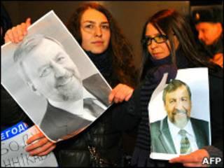 Белорусские опозиционеры