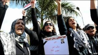 مخالفان دولت مصر