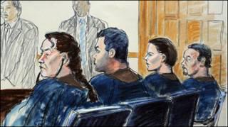 """""""Ричард Мерфи"""" на скамье подсудимых"""