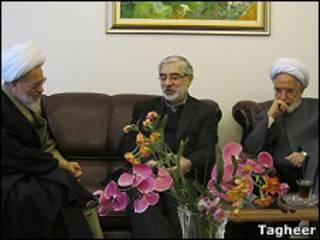 کروبی - موسوی - بیات زنجانی