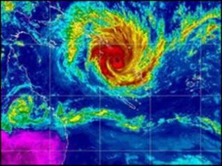 Bão Yasi có sức tàn phá mạnh hơn bất cứ thiên tai nào đổ đến Úc thập kỷ gần đây