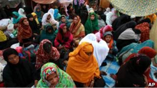 تجمع نسائي في البنجلاديش