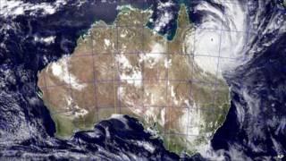 إعصار ياسي في كوينزلاند بأستراليا