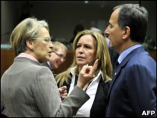 Министры иностранных дел Евросоюза