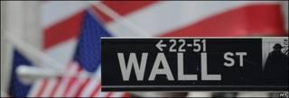 Una señal de Wall Street