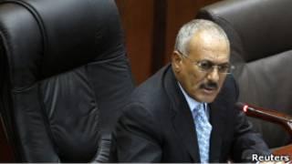 الرئيس علي عبد الله صالح