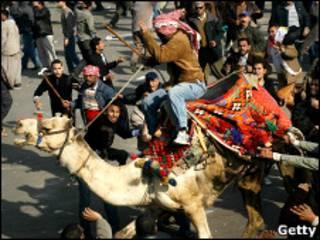 درگیری در قاهره
