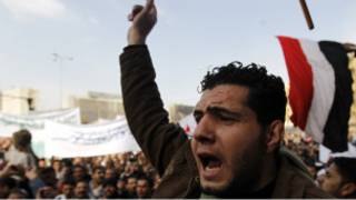 تظاهرات مصر