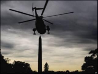 美國海軍陸戰隊一號總統專座直升機