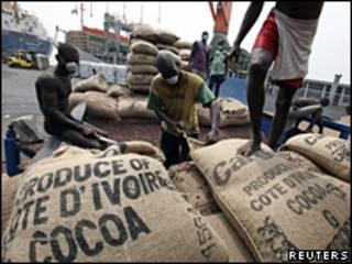 Bờ Biển Ngà là quốc gia sản xuất cocoa lớn nhất thế giới