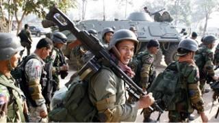 الاشتباكات بين تايلاند وكمبوديا