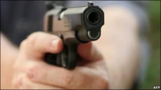 مساله حمل و نگهداری اسلحه در آمریکا