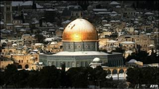 Українці відкриють для себе Єрусалим