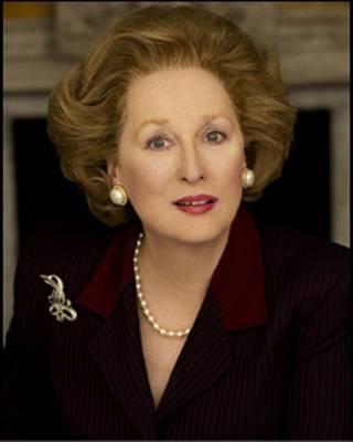 Meryl Streep đóng vai cựu Thủ tướng Anh Margaret Thatcher