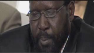 salva kir leader du sud soudan