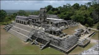 瑪雅文化遺址