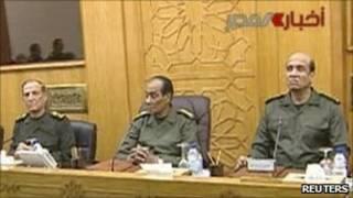شورای نظامی مصر