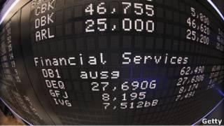 سوق الاسهم فرانكفورت