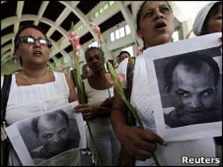 """Движение """"Женщины в белом"""", борющиеся за свободу диссидентов на Кубе"""