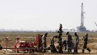 منشأة نفطية عراقية