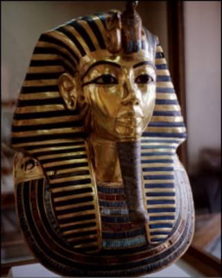 Золотая маска Тутанхамона