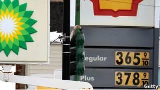 أسعار البنزين في الولايات المتحدة
