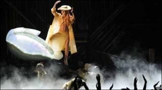 Ca sĩ Lady Gaga