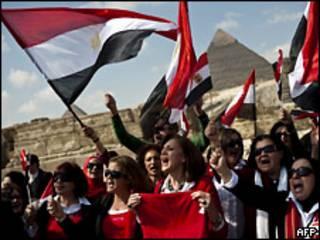 Демонстрации экскурсоводов в Египте