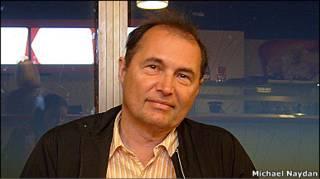 Професор Майкл Найдан щойно видав збірку українських поетів англійською