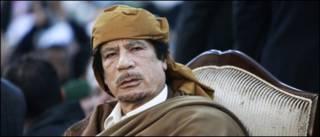 Муаммар Қаддафи 1969 йилдан бери қудратда