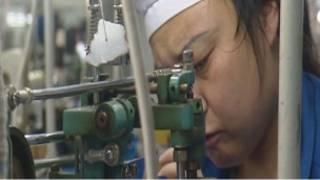 textiles worker
