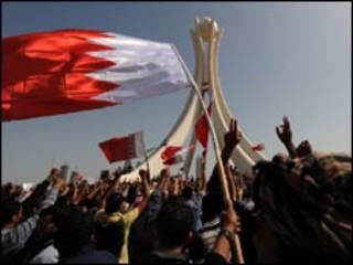 Waandamanaji nchini Bahrain