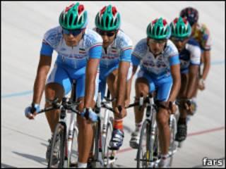 تیم دوچرخه سواری