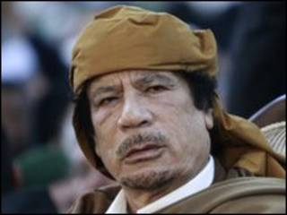 Rais Gadaffi