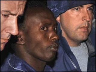 دزددریایی سومالیایی