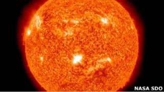 Kilatan Matahari