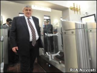 Дмитрий Гаев в метро
