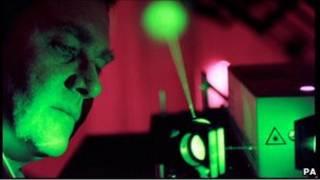 جهاز للتصدي لأشعة الليزر