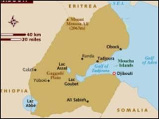 Jamhuuriyadda Djibouti