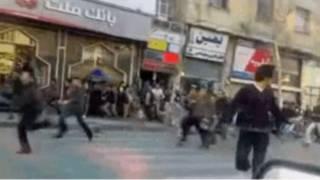 شهدت إيران مظاهرات معارضة خلال فبراير الجاري
