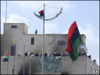 Manifestações em Benghazi