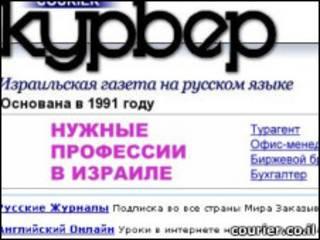 Русскоязычная пресса Израиля