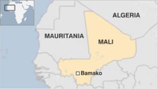 Ramani ya Mali